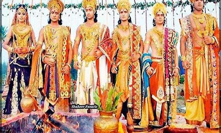 know why draupadi got five husbands