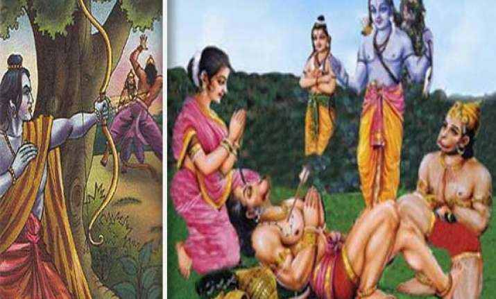 know why lord ram killed baali from hiding