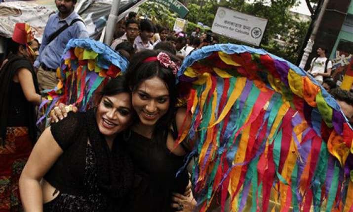 kolkata pride walk protests violence against all genders