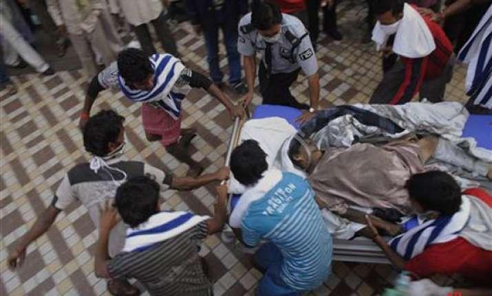 kolkata slum dwellers saved amri patients