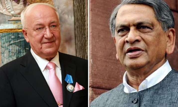 krishna discusses gita row with russian ambassador
