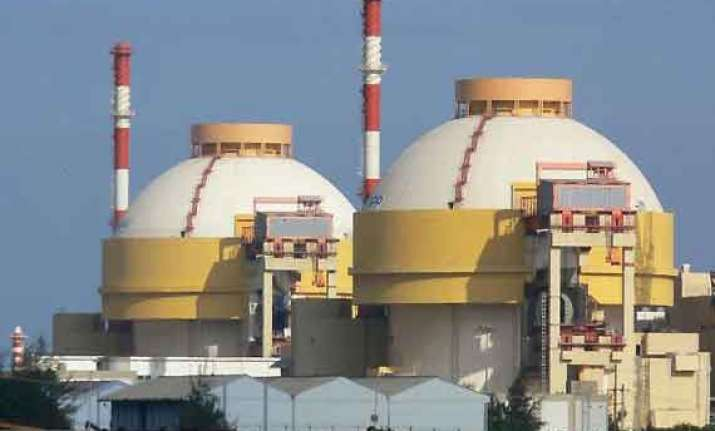 kudankulam n power plant generates 188 mw