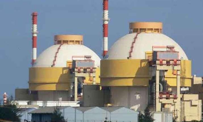 kudankulam n power plant generates 188 mw