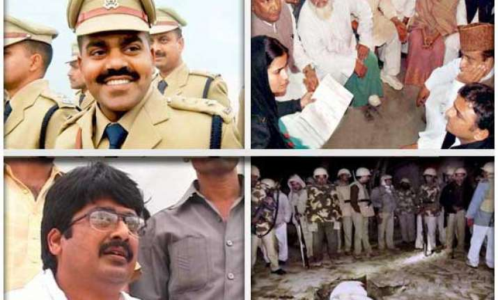 kunda murder case cbi files chargesheet raja bhaiya not
