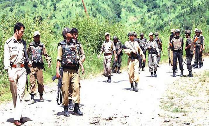 ls polls 2014 3 irb personnel shot dead by colleague in