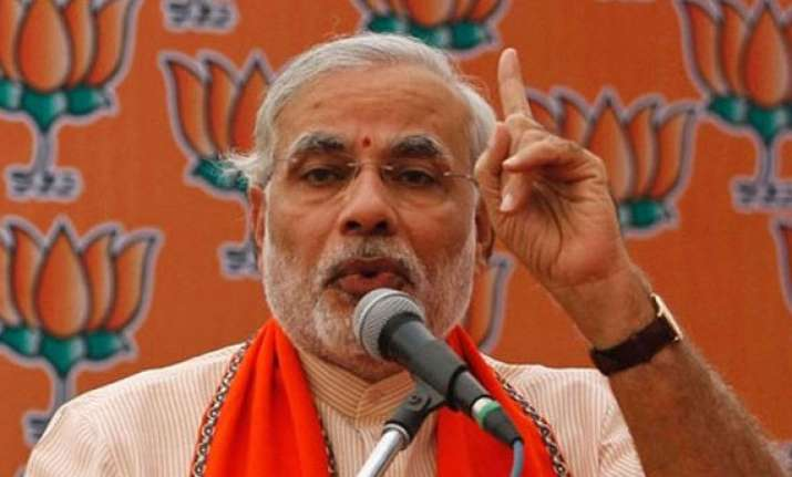 ls win not a mere five year contract modi tells varanasi
