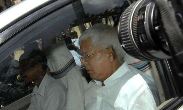 lalu prasad admitted to aiims