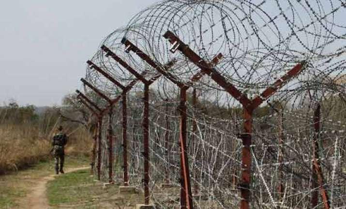 lashkar hand in ceasefire violations along loc claims bsf