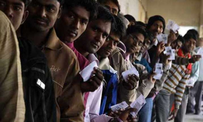 last phase of lok sabha election in jharkhand tomorrow