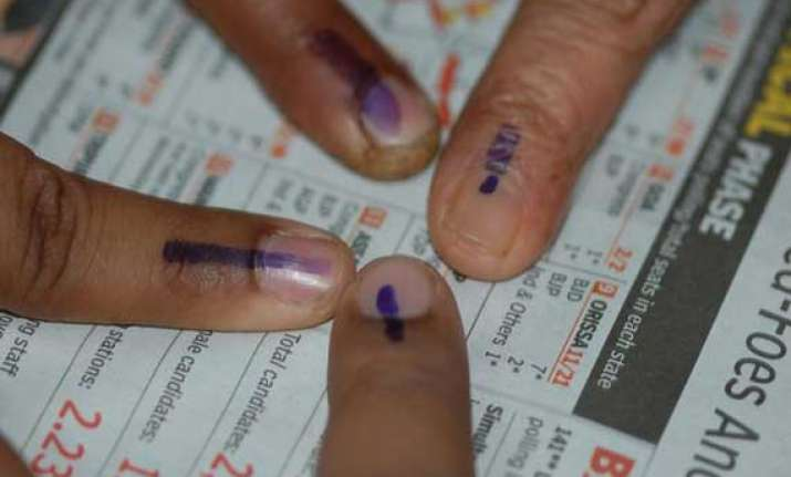 last two phases of ls polls ec officials to act tough