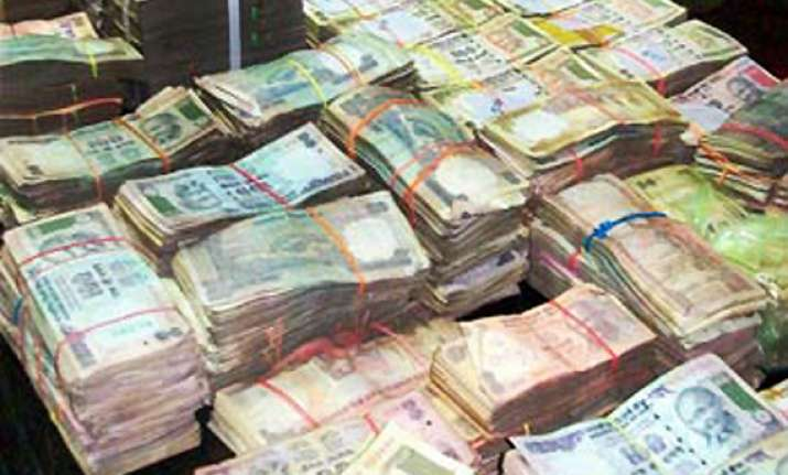 latest single haul of fake currency may surpass 5 year