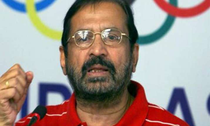 law to take its own course kalmadi on arrest of bhanot verma