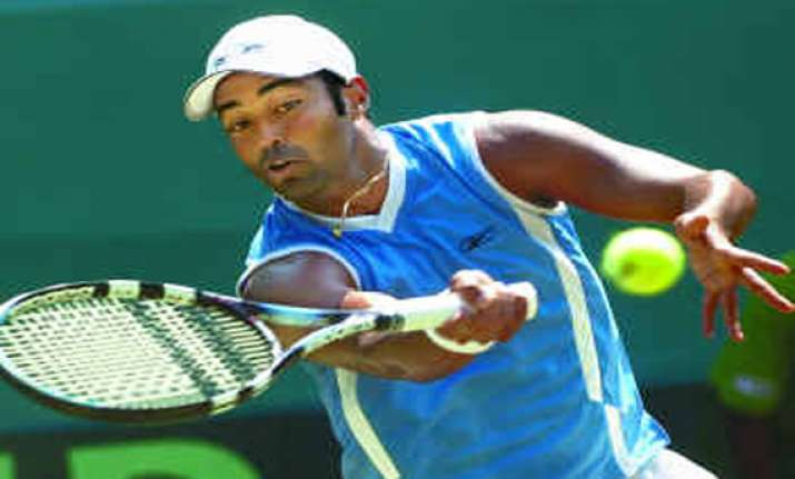 leander paes fires up for london olympics wins doubles