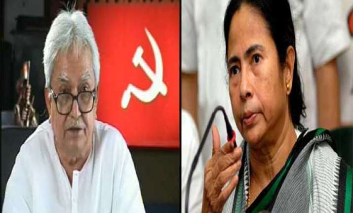left front to meet mamata banerjee monday on post poll