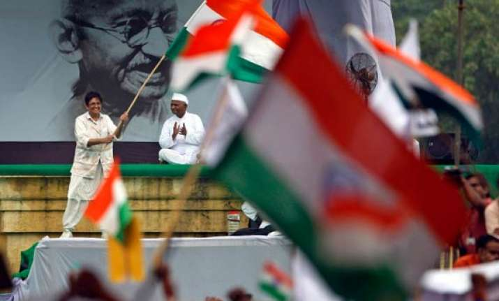 lessons on anti corruption at anna ki paathshala
