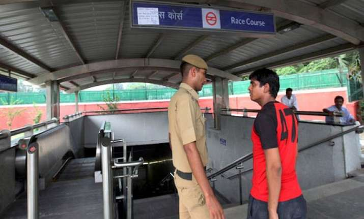 li s visit race course metro station to be shut for 2 hrs