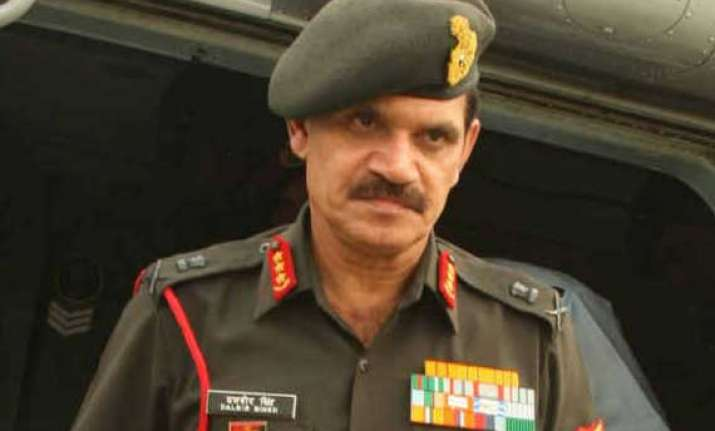 lieutenant general dalbir singh suhag takes over as new