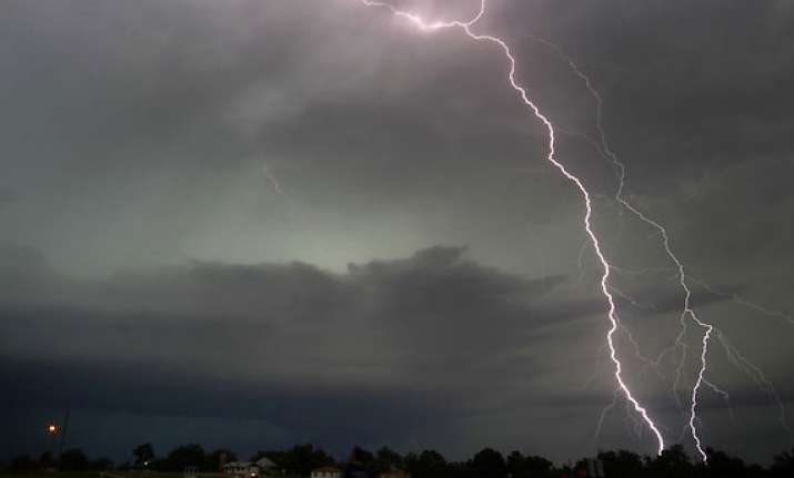 lightning claims more than 25 lives in bihar in a single day