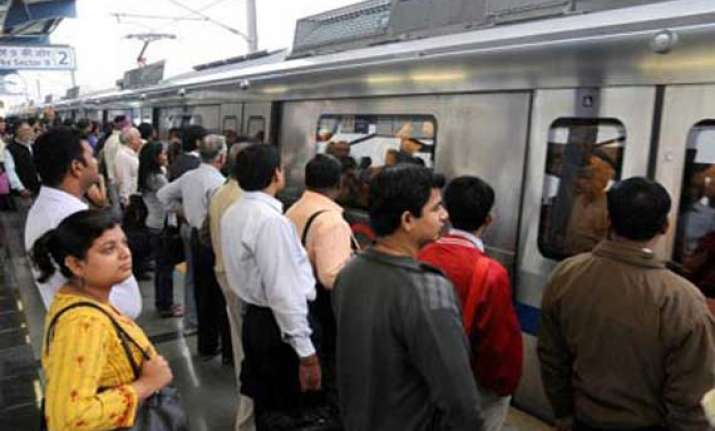 like air india mps want special privileges on delhi metro