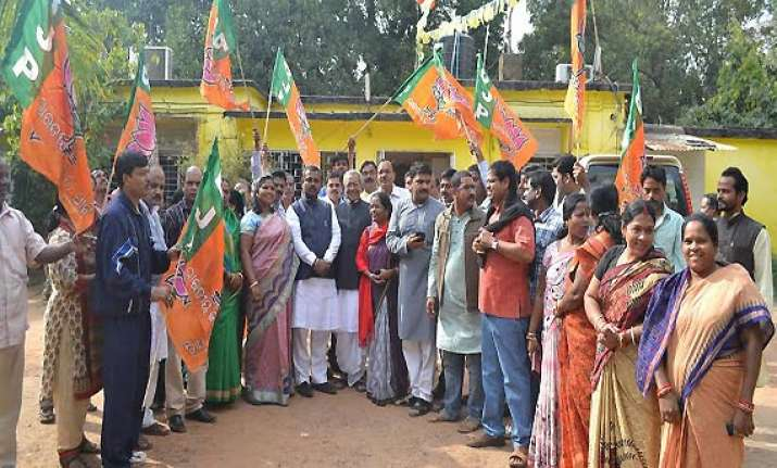 list of bjp candidates in odisha announced