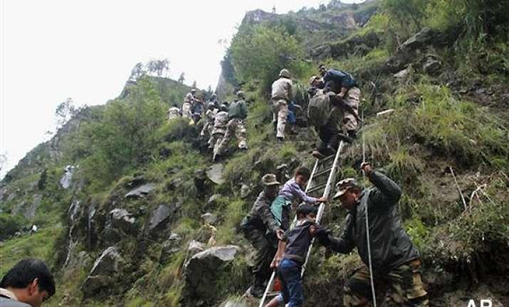 list of 300 people rescued from kedarnath