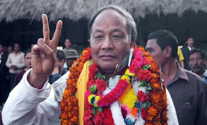 list of winners and losers in manipur elections