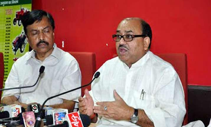 loc attack senior bihar jd u minister narendra singh gives