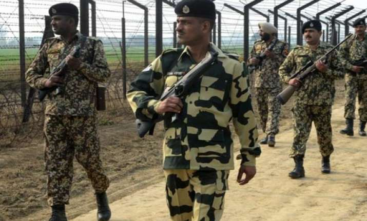 loc attacks after peace sermon pak troops carry on firing