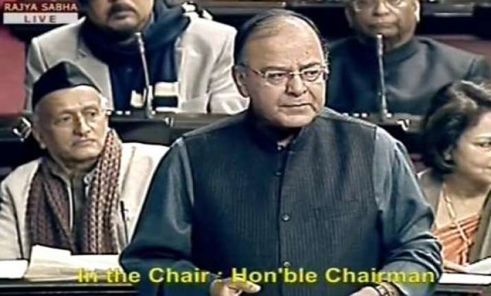 lokpal bill can lead to constitutional havoc says jaitley