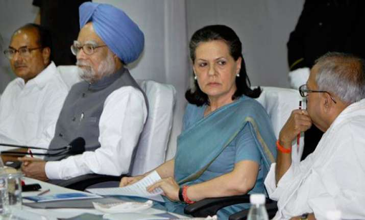 lokpal bill pm holds consultations with cong top brass