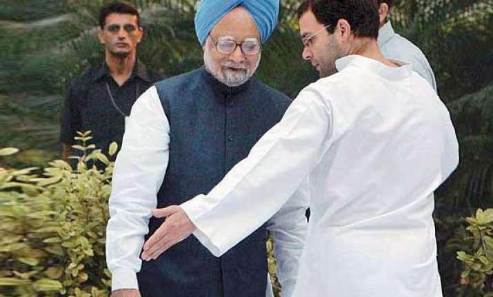 lokpal rahul meets pm