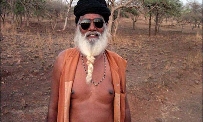 lone voter in gir why this temple priest is one of india s