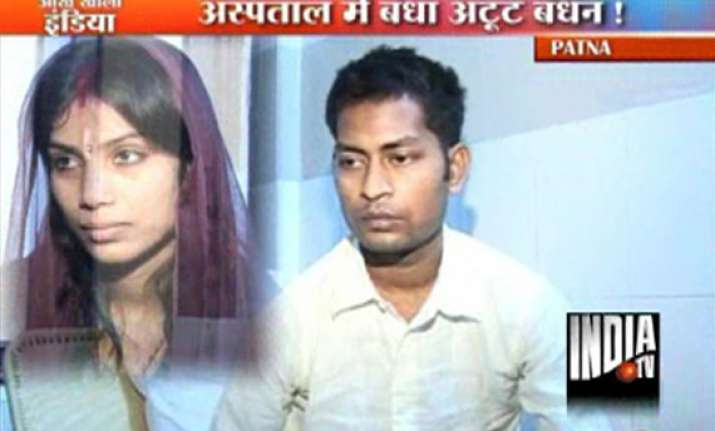 love redefined committed girl marries lame boy on hospital