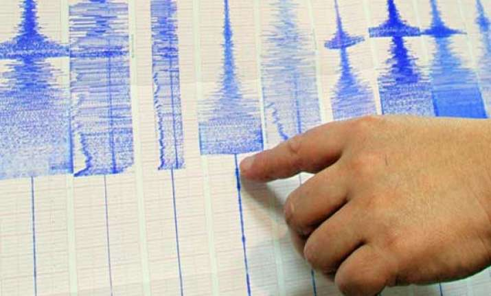 low intensity earthquake hits mizoram north east india