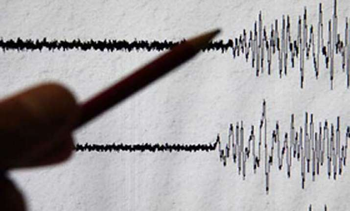 low intensity earthquake hits jamnagar