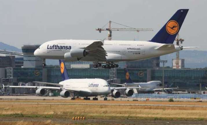 lufthansa to launch longest plane on mumbai frankfurt route