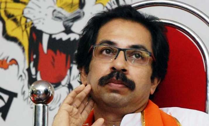 lure of bmc money brought congress ncp together says uddhav
