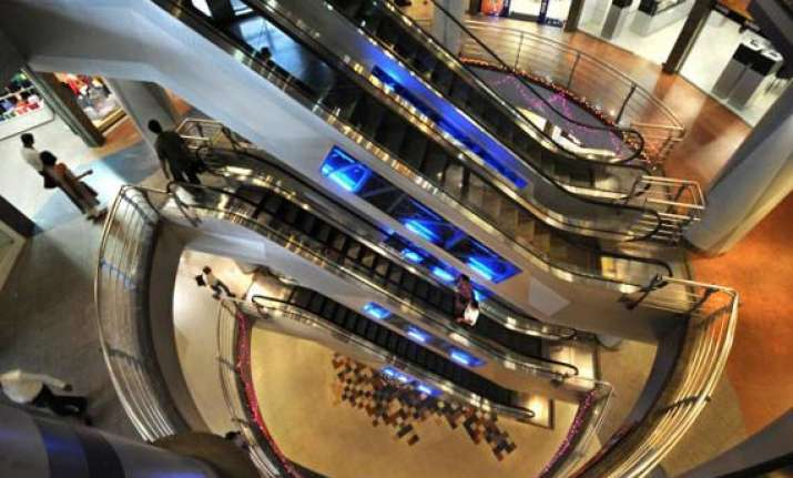 luxury mall unveiled in private party