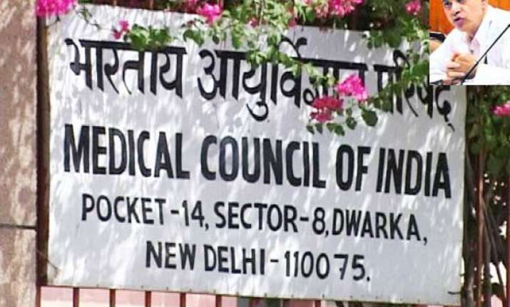 mci secretary quits says chairman acted indecently