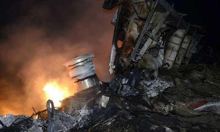 mh 17 crash aids medical fraternity condemns terrorist