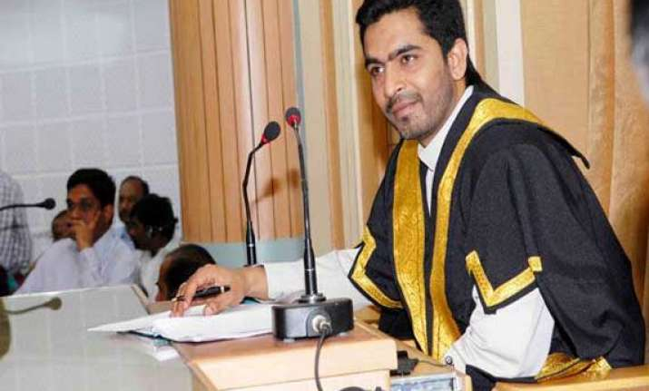 mim s mohammed majid hussain resigns as mayor of hyderabad