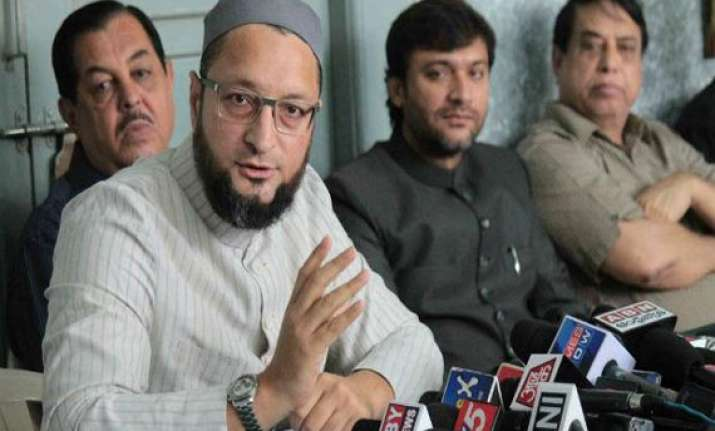 mim says would work for minorities in ap and telangana