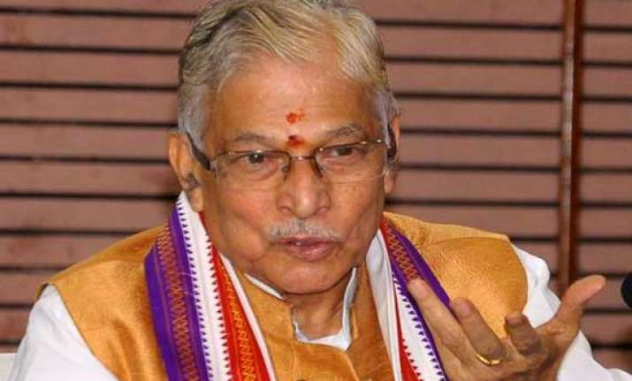 mm joshi meets rss chief bats for sidelined bjp leaders