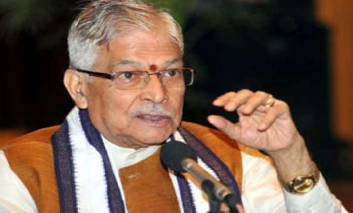 m m joshi reappointed pac chairperson