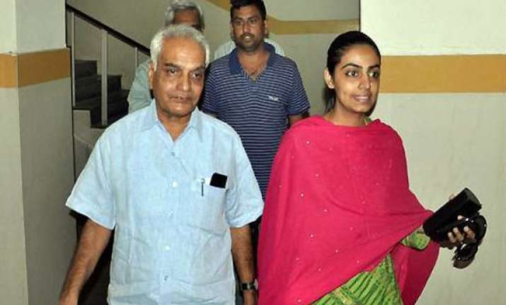 maderna arrested in bhanwari case cbi files charge sheet