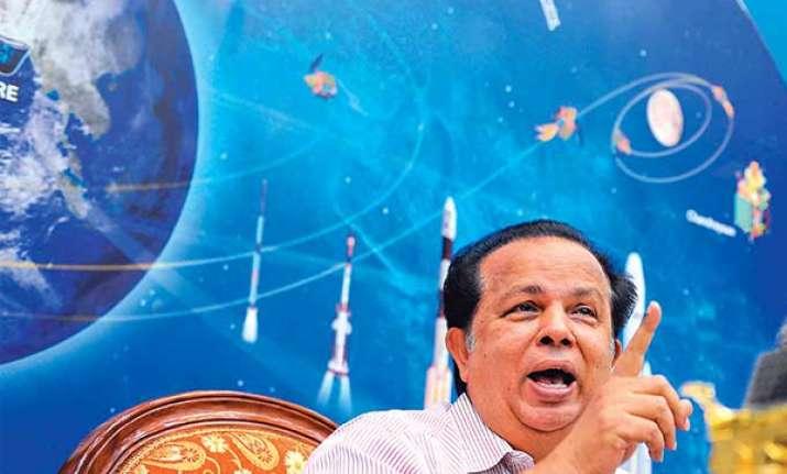 madhavan nair 3 other scientists indicted for antrix devas