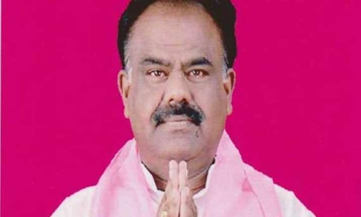 madhusudhanachary elected first speaker of telangana