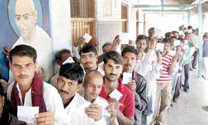 59.04 vote in madhya pradesh till 5 pm