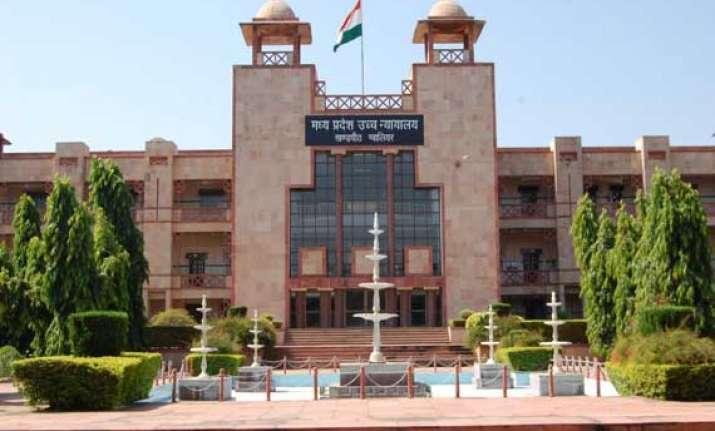 madhya pradesh high court admits digvijay singh s letter