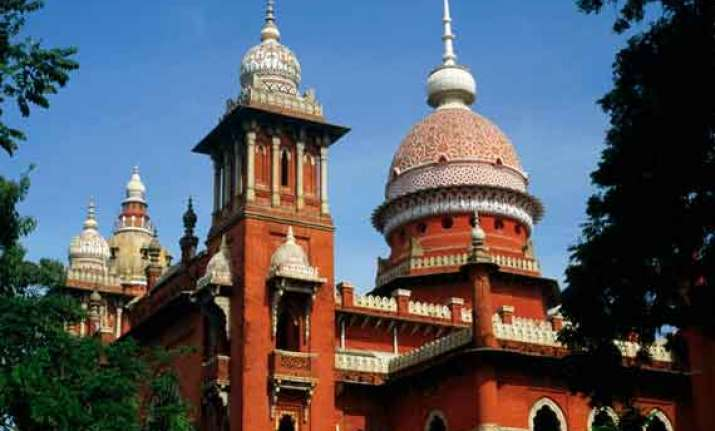 madras hc closes hcp filed by terror suspect s wife